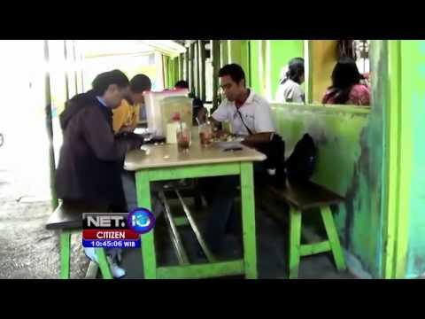 Video Sauto, Kuliner Tauco Campur Soto Khas Tegal  NET10