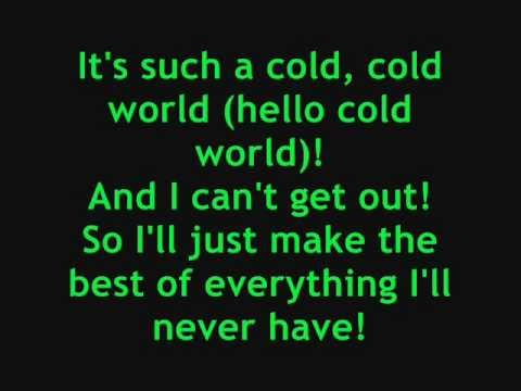 Paramore- Hello Cold World Lyrics