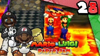 It's Come Back To Me || Mario and Luigi: Paper Jam w/ Facecam! - Part 28 (Let's Play 3DS Gameplay)