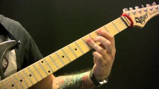 How To Play True By Spandau Ballet On Guitar