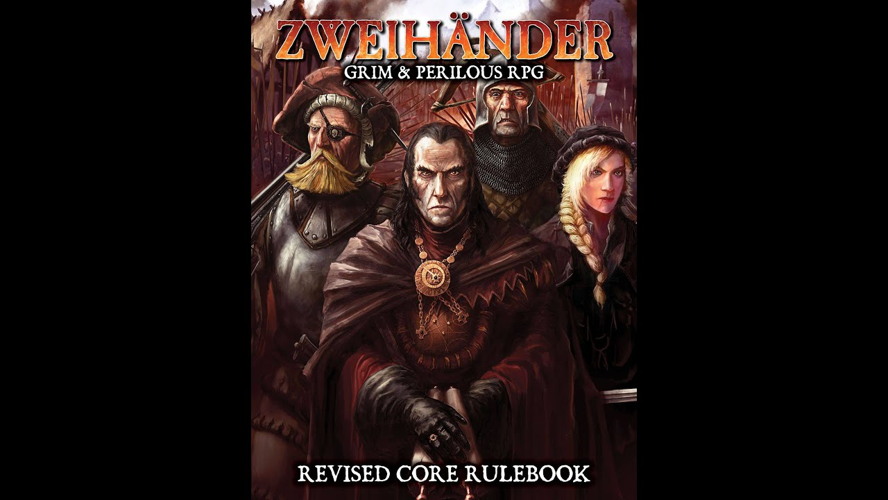 What Is ZWEIHANDER?