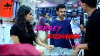 जर्सी आतंक JERSEY EXCHANGE NEW NEPALI SHORT COMEDY FILM#