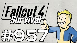 Let's Play Fallout 4 - [SURVIVAL - NO FAST TRAVEL] - Part 957 - I'll Mark Your Map