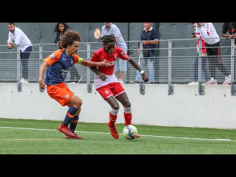 U17 : AS Monaco - Montpellier HSC