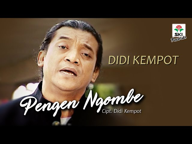 Didi Kempot - Pingin Ngombe (Official Music Video)