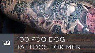 100 Foo Dog Tattoos For Men