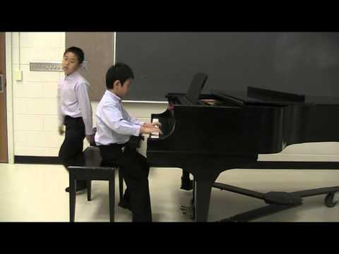 My students participated each year at the Ensemble Recitals and Maryland State Piano Competitions.