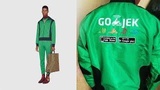 Gucci Rilis Jaket Seharga Puluhan Juta, Disebut Mirip dengan Jaket Ojek Online