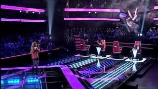 "Bianca Barros - ""Listen"" Beyoncé - Prova Cega - The Voice Portugal - Season 2"