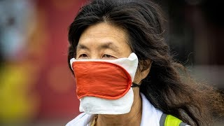 video: Chinese authorities humiliating people for not wearing face masks