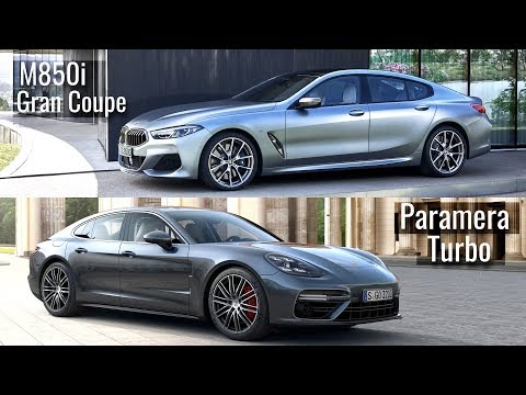 Bmw 8 Series Gran Coupe G16 Седан класса A - тест-драйв 4