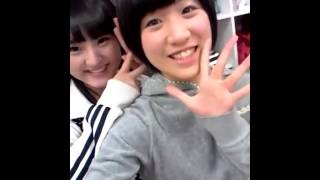 20140214HKT48下野由貴:ぽんっ!植木南央
