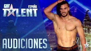 Elihú surprises with his pirouettes | Auditions 6 | Spain's Got Talent 2016