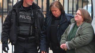 Elizabeth Wettlaufer appears in court