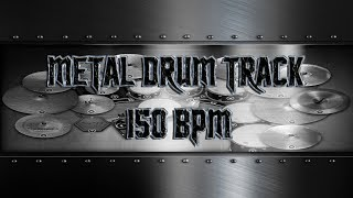 Metal Drum Track 150 BPM | Preset 3.0 (HQ,HD)