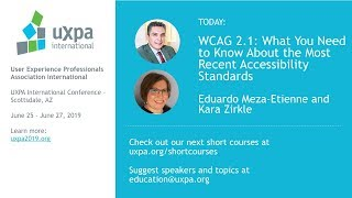 WCAG 2.1: What You Need to Know About the Most Recent Accessibility Standards