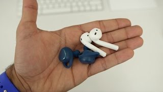 AirPods vs Gear IconX