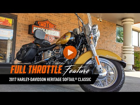2017 Harley-Davidson Heritage Softail® Classic in Mentor, Ohio - Video 1
