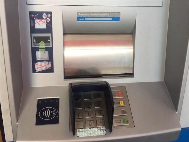 Инкассаторы грабили банкоматы