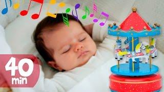 Música para hacer dormir bebés profundamente - Canción de Cuna para bebes - Cajitas musicales