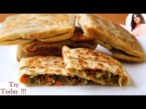 Veg Pocket Nashta, Chinese Pockets, Breakfast Recipes, Snack Recipe, Party Starter, Lunchbox recipe