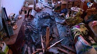 В пожаре на Федоровском Ручье сгорела хозяйка квартиры