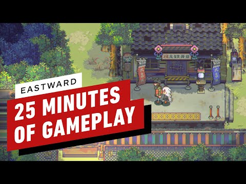 Eastward : 25 minutes de gameplay - IGN