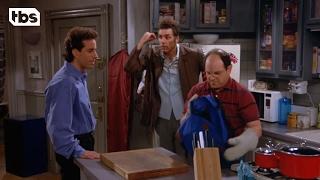 The Hand Model | Seinfeld | TBS