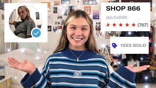 How To Sell On Depop FAST! | Tips, Tricks, & Buying In Bulk!