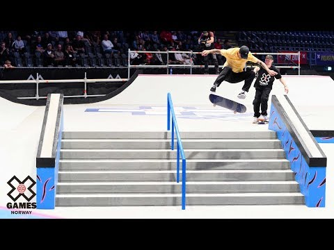 BEST OF: Skateboarding and Moto X | X Games Norway 2019