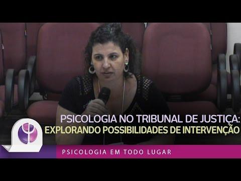 Psicologia no Tribunal de Justiça: explorando possibilidades de intervenção