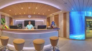 AIDAnova: 360° Organic Spa