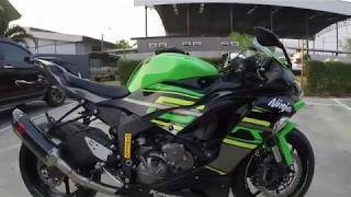 kawasaki ninja 636 zx6r 2019 exhaust - TH-Clip