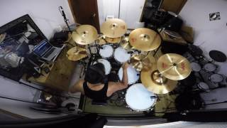 Gojira- L'enfant Sauvage (Drum Cover)