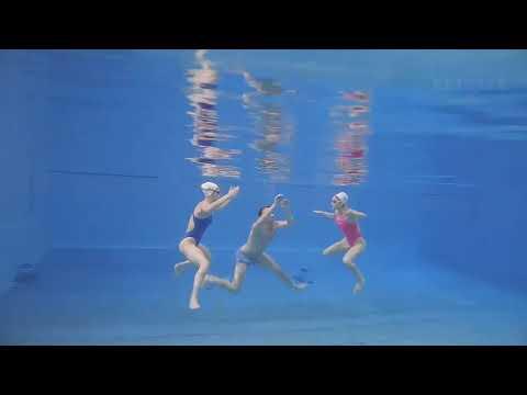 Η τέχνη της καλλιτεχνικής κολύμβησης από τον Γ.Καπουτζίδη! | 26/6/21 | ΕΡΤ