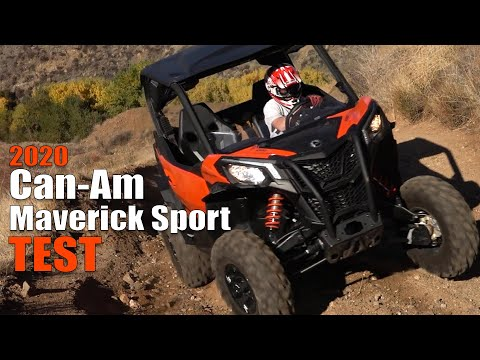 2020 Can-Am Maverick Trail DPS 1000 in Cedar City, Utah - Video 1