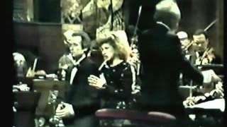 Концерт 1986 года —  Хосе Каррерас и Агнес Бальтса