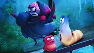 LARVA - EDGE OF DANGER | Cartoon Movie | Cartoons For Children | Larva Cartoon | LARVA Official