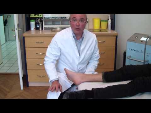 Wenn dabei Massage Osteochondrose