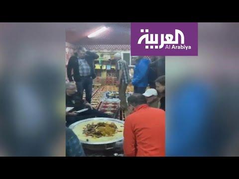 العرب اليوم - شاهد: سياح العلا في ضيافة أهالي المنطقة