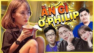 Misthy ăn gì ở Philippine? Gặp toàn người nổi tiếng!    THY ƠI MÀY ĐI ĐÂU ĐẤY ???