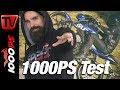 1000PS Test Suzuki GSX R 125 vs GSX S 125 Topspeed Wheelie Burnout Preis
