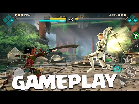 Shadow Fight Arena Gameplay