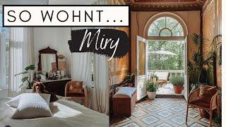 SO WOHNT...Miry | Paris inspirierte Gründerzeit Villa im Bremer Umland | Jelena Weber