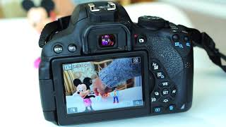 HOW TO USE FOCUS POINTS ON A CANON DSLR - PHOTOGRAPHY TIPS