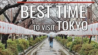 Best (and Smartest) Times to Visit Tokyo
