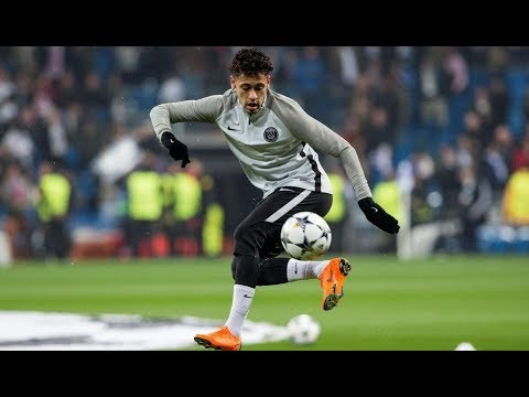 Neymar Jr -King Of Dribbling Skills- 2018 |HD|