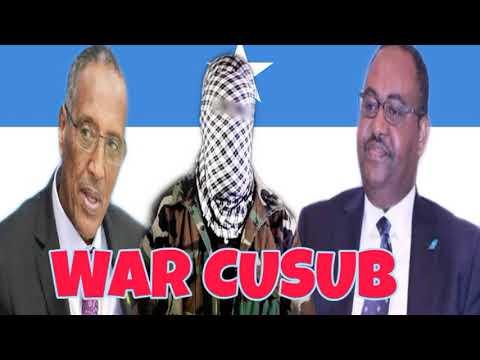 Wararkii Ugu Danbeeyay Somalia Iyo Puntland oo sheegay inay ku jiro dagaal