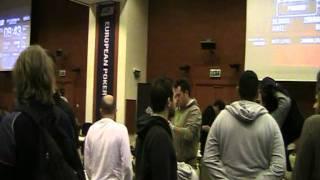 EPT Loutraki: Τέλος Day 1A στην αίθουσα πόκερ του καζίνο