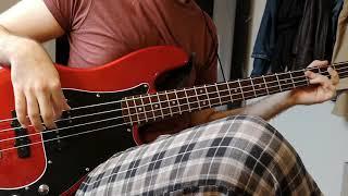 John Entwistle - Talk Dirty [Bass Cover]